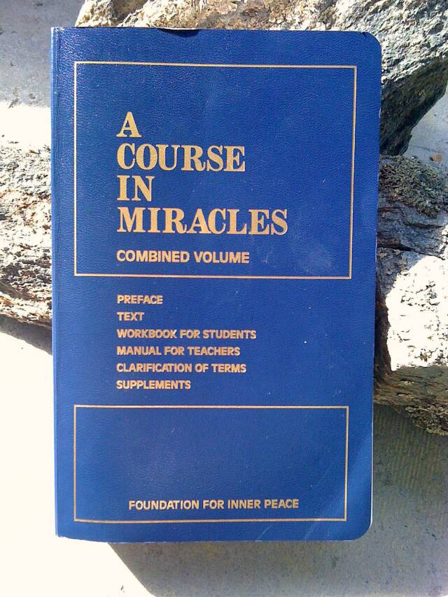 Learning to Make Miracles- ACIM Excerpt