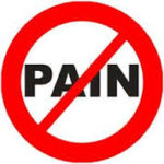 "Musing of the Month: ""No pain, no gain… Really?"""